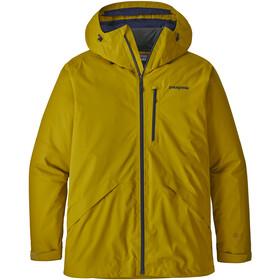 Patagonia Snowshot Jacket Herr textile green